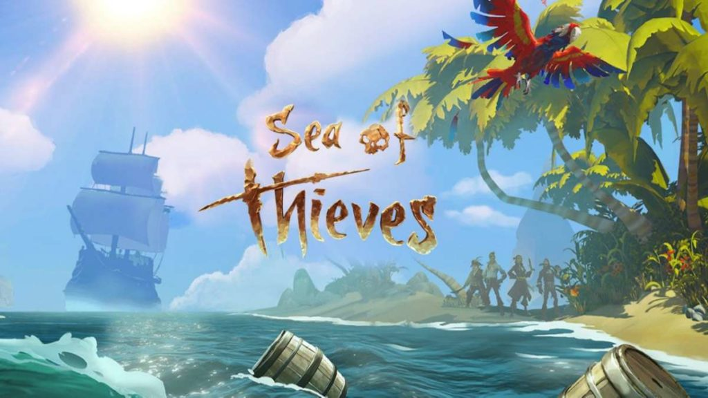 4. Sea of Thieves